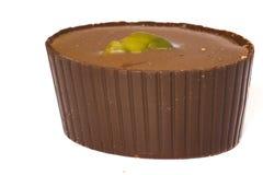Gastronomische chocolade Royalty-vrije Stock Afbeelding