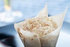 Gastronomische Cupcake Stock Fotografie