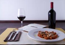Gastronomische cursus royalty-vrije stock fotografie