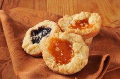 Gastronomische koekjes Stock Afbeelding