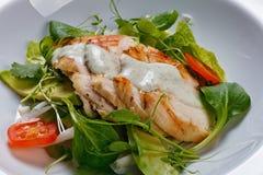 Gastronomische maaltijd Stock Afbeeldingen