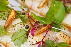 Gastronomische maaltijd Stock Afbeelding