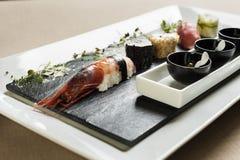 Gastronomische sushi Stock Fotografie