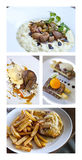 gastronomy fotografia stock
