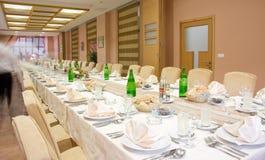Gaststätte Lizenzfreie Stockfotografie