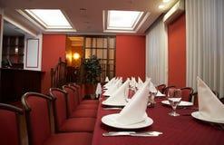 Gaststätte. Stockfotografie