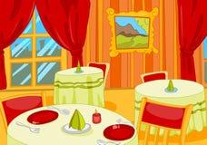 Gaststätte stock abbildung