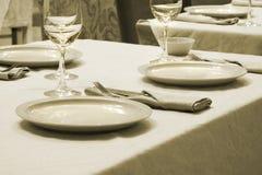 Gaststätte Stockfoto