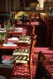 Gaststätte betriebsbereit zu den Restaurants Lizenzfreie Stockfotografie