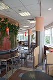 Gaststätte-Innenraum Stockbild
