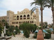 Gaststätte, Pool, Hotel Lizenzfreies Stockfoto