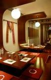 Gaststätteinnenraum Lizenzfreies Stockfoto