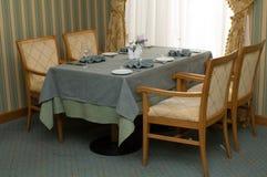 Gaststätteinnenraum Lizenzfreie Stockbilder