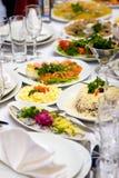 Gaststättetabelle lizenzfreies stockbild