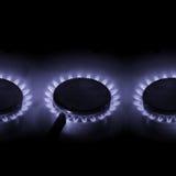 gasvärmeapparater tre Royaltyfria Foton