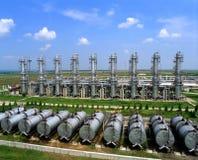 Gasversorgung Stockbild