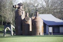 gasworks Стоковое Изображение RF