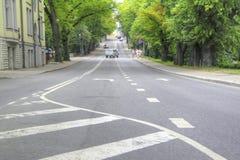 gata royaltyfria bilder