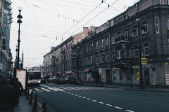 gata Royaltyfri Fotografi