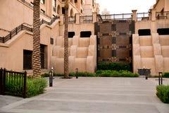Gata av Dubai Arkivfoto