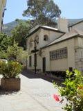 Gata av Gibraltar Arkivbilder