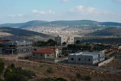 Gata av Israel1 Royaltyfri Fotografi