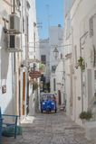 Gata av Puglia royaltyfri foto