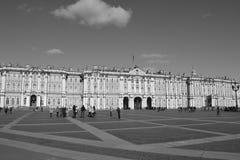 Gata av St Petersburg Arkivfoto