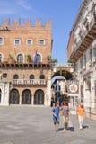 Gata av Verona Royaltyfri Bild