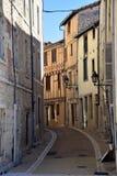 Gata i Frankrike royaltyfri bild