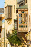 Gata i gammal Jaffa port Royaltyfri Fotografi