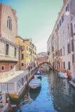 Gata i Venedig III - Italien Royaltyfri Bild