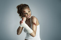 gata taekwondo som för krigs- för män för ben för knä för kickboxer för kick för konstkämpekarate kickboxing muay klar s mma är t royaltyfri fotografi