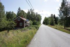 gata toronto för Kanada landshus Arkivbild