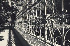 Gata trottoar arkivbilder