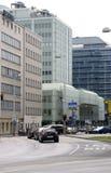 Gatakanjon Wien Fotografering för Bildbyråer