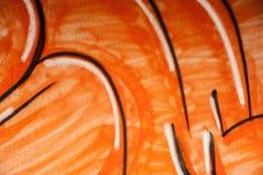 Gatakonst - grafitti Arkivfoton