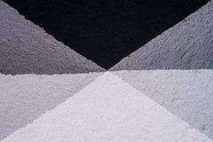 Gatakonst - minimalism Arkivbild