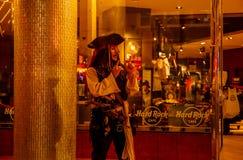 Gatakonstnär Royaltyfri Foto