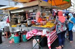 GatamatStall i Kuala Lumpur royaltyfri foto