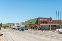 Gataplats i Elliot royaltyfri foto