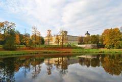 gatchina宫殿 免版税库存照片