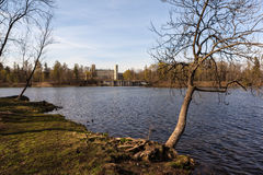 Gatchina. Royalty Free Stock Photo