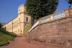 Gatchina Pałac Zdjęcia Royalty Free