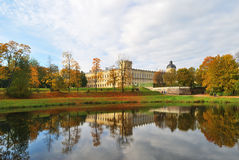 Gatchina Palace  Royalty Free Stock Photos