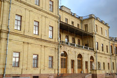The Gatchina palace stock photography
