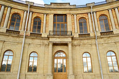 The Gatchina palace Royalty Free Stock Photo