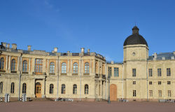 Gatchina Palace Stock Photo