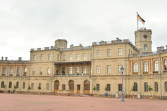 The Gatchina palace. Stock Image