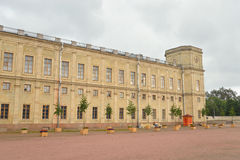 The Gatchina palace. Stock Images